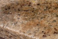 water stain in granite