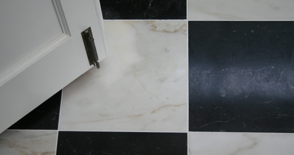 Victorian black and white marble floor tiles resized 600