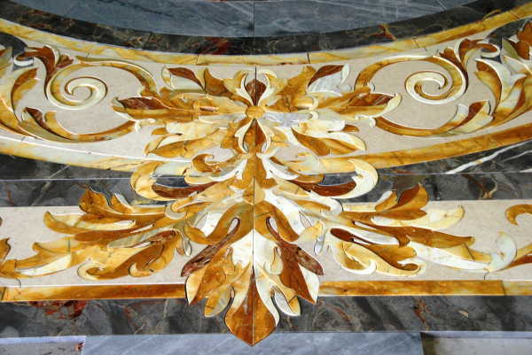 water jet cut french marble resized 600