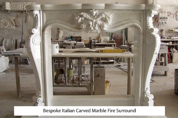carrara marble fireplace resized 600