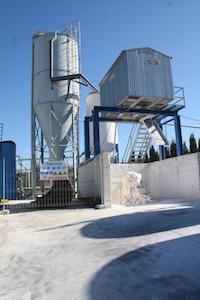 limestone quarry water filtration plant