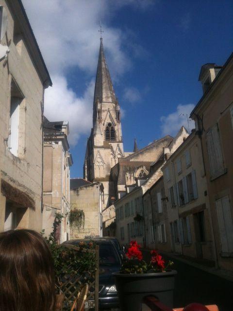 Le Puy Notre Dame - French tuffeau limestone