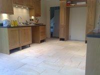 French limestone kitchen floor tiles