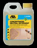 Fila cleaner for natural stone floors