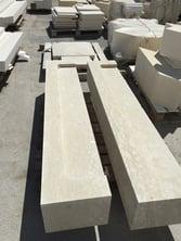 Avy French Limestone - Avy Blanc for bespoke structural work