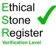 Amarestone - member of the Ethical Stone Register